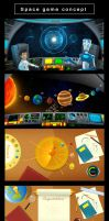 Space game concept by X-Factorism