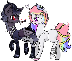 Shipping Commission for CretozSanktom by FluffleBear