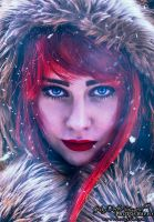 The Red Queen by Taragon