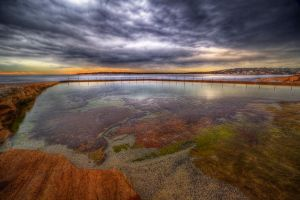 Smooth clear waters by Kounelli1