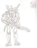 Armored ATHEIST by ATHEIST07