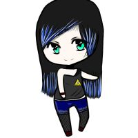 Chibi Adoptable ~ 8 -NAME YOUR PRICE- by BiahAdopts