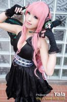 Luka cosplay by Muffin-PrincessCraft