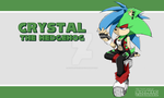 Crystal - SonicChannel by Crystalhedgie