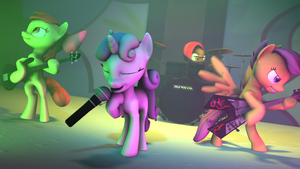 SFM - CMC band by Stormbadger