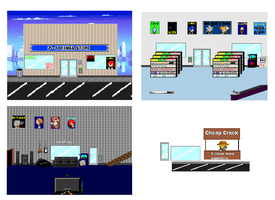 711 Kinda Store Thing by tombstalker