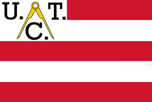 UTC Navy Flag by Party9999999