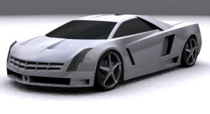 Cadillac Cien WIP by blade2085