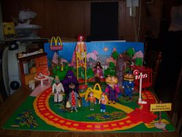 A Day in Mcdonaldland by MisterBill82