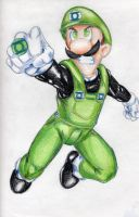 GL-Luigi by StriderSyd