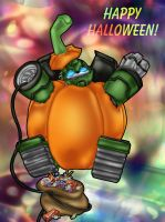 TF Animated Happy Halloween'10 by Taleea