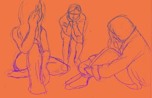 Figure Drawing 7 by OcAmee
