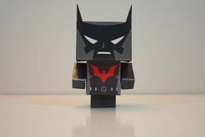 Batman Beyond (Front) by Mikhaelo-Johanio