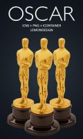 Oscar Icon by lemondesign