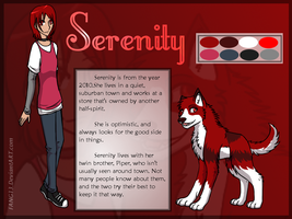 Serenity comic ref by Ocrienna