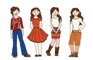 Fall Fashions by AVPMismylife