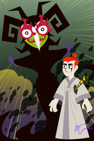 Samurai Jack [Spicer] by Chaos28561