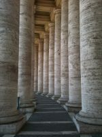 Bernini's Pillars by swizzleSTIX41