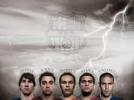 FC Barcelona by Lord-Iluvatar