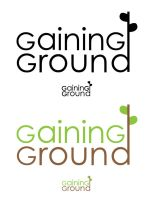 Gaining Ground Logo by saabe