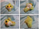 My first plush by Swadloon