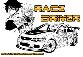 Race Driver Promo by Nhur