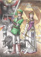 Twilight Princess by friedChicken365