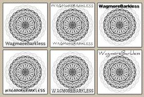 Mandala Present for: WagmoreBarkless by Marce3