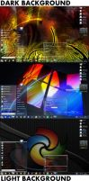 Aero Glass Theme Windows 7 by Chicchedicala-Fask