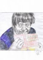 Patrick Troughton by ofir98