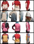 League of Legends Actual Hoodies! by DrippingSin