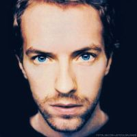 Chris Martin eyes by Jencoldplayer