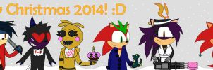 Christmas Special 2014 by perrythehedgehog