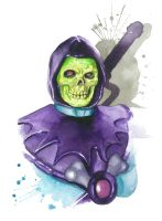 MOTUClassics Skeletor by JAWart728