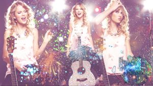 Taylor Swift WALLPAPER by heretoparty