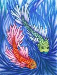Colors of Pisces by Crystal-Ice47