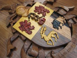 Sullivan Family coat-of-arms by fitzroysuperville