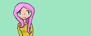 Fluttershy by mcwhale4