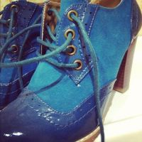 173 Blue Suede Shoes by DistortedSmile