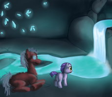 MEMORIES I: When I was just a filly by TwitchyGears
