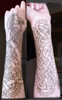 Henna Tattoo by Feivelyn
