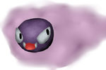 Pokeddex Challenge Ghost by Courrt-The-Cabbage