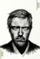 Dr House by Aquila--Audax