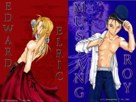 FMA- Something for fangirls by Yiji