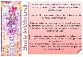 Clark in Rabbits Land - TG Caption by kinotabi1981