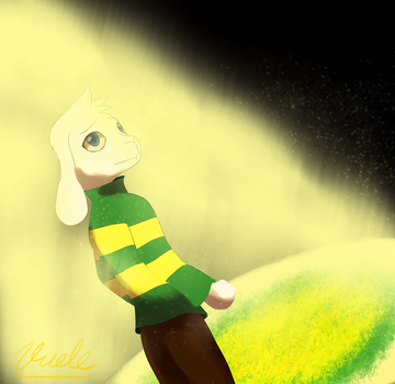 Undertale by Vuele
