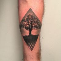 Geo Tree by tat2shippey