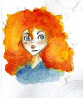 Merida by therockangel