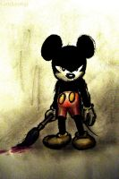 Epic Mickey by DeweyousArts