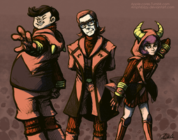 Team Magma by Amphibizzy